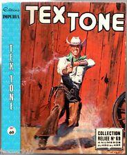 ALBUM TEX TONE n°69 ~ n°450-451-452-453 ~ 1980 IMPERIA