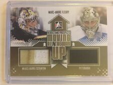 2011-12 Heroes And Prospects Marc-Andre Fleury /10 Patch Gold Version SP ITG