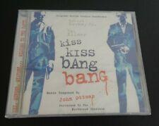 Kiss Kiss Bang Bang [Original Motion Picture Soundtrack] CD New 2005 Free Ship