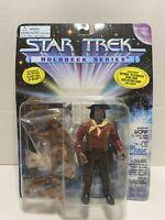 Star Trek Holodeck Series Sheriff Worf Playmates Action Figure (1995)