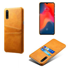 For Xiaomi Mi 9 8 A2 Lite Mix 3 PU Leather Card Slot Wallet Hard Back Case Cover