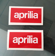 Tank / Fairing Decal Stickers for Aprilia RSV4 / Tuono (Aprilia logo)(Any Color)
