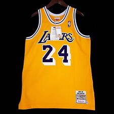 100% Authentic Kobe Bryant Mitchell Ness 07 08 Lakers Jersey Mens Size 44 L