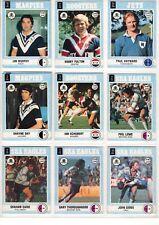 1977 Scanlens Trading Cards