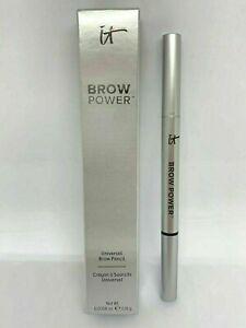 IT Cosmetics Brow Power Eyebrow Pencil UNIVERSAL TAUPE NEWFull Size