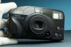 Canon Sure Shot Caption Zoom/Prima Auto Zoom/New Autoboy 1989 Point & Shoot Lomo