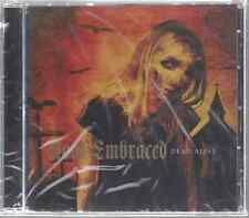 Soul Embraced-Dead Alive CD Christian Death Metal (Brand New Factory Sealed)