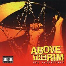 Above the Rim (1994) SWV, H-Town, DJ Rogers, Al B. Sure.. [CD]