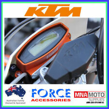 KTM300 EXC 2015 - 2018 FORCE ACCESSORIES SPEEDO PROTECTOR ORANGE