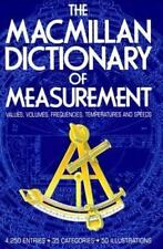 MacMillan Dictionary of Measurement-ExLibrary