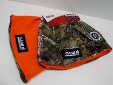 Case IH Reversible Realtree & Blaze Orange Beanie