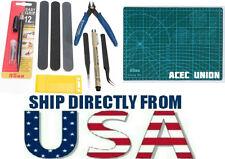 Gundam Modeler Luxury Tools Craft Set Model Building Kit NEW - U.S.A. SELLER