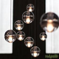 1 x Modern Magic Crystal Ball LED Pendant Light Ceiling Lamp Restaurant lighting
