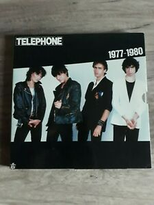 TELEPHONE - 1977 - 1980 - COMPIL - 3 X LP