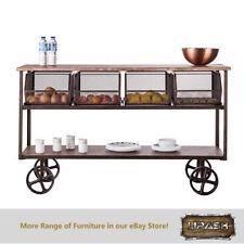 Wooden Kitchen Islands & Carts
