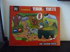 JAN24 ---- SYLVAIN SYLVETTE format à l'italienne  n° 71