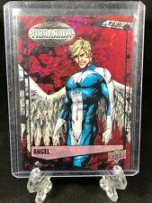 ANGEL - 2015 Marvel Vibranium MOLTEN Red Parallel Card #39 serial 0258/299