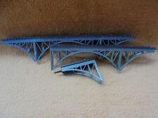 Faller Bogenbrücke Stahlbogenbrücke - 800 mm - Spur N - gebaut