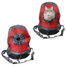 Mascota Perro/Gato Mochila para viajar, portador del bolso de hombro Back Pack 40CM