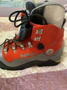 Koflach Men's Degre Plastic Mountaineering / Alpine Boots (US 10 / EU 9.5) Nice