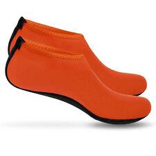 Men Women Water Shoes Aqua Sock Yoga Exercise Pool Beach Dance Swim Slip Surf DS