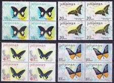 Philippines 1969 Stamps Butterflies Insects MNH