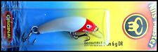 RARE NILS MASTER INVINCIBLE DR 5 cm, 6 g, color code 031 (Hand made in Finland)
