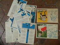 Lote 12 Folios Neltle Ilustrado Por Beauville, De à Colorier, Cuentos, Fables