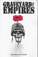Graveyard of Empires by Mark Sable & Paul Azaceta 2013, TPB Image Comics OOP