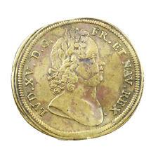 Jeton Nuremberg Louis XV Revers Le Repos suit la Victoire