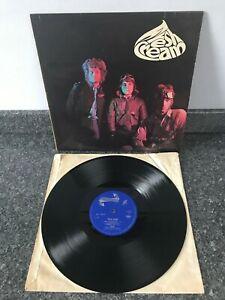 LP VINYL ALBUM RECORD CREAM ~ FRESH CREAM UK MONO 1ST PRESS 593001 VG+/VG+