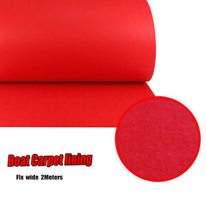 Felt Red Carpet For Wedding Aisle Runners Christmas Hollywood Party Decoration
