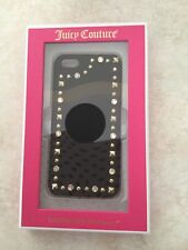 Black w/ studs Juicy Couture Iphone 5 case