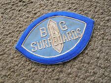 old vintage bing surfing surfboard surfer patch longboard 1960s surf jacket LG