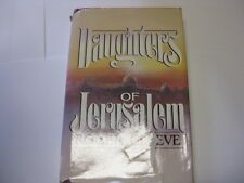Daughters of Jerusalem  Roger Cleeve ISRAEL-ARAB Novel