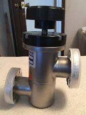Nor-Cal Products A121178 Manual Angle Isolation Valve Used