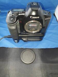 Kodak DCS520/Canon D2000 DSLR 1998. UK dealer. Early firmware