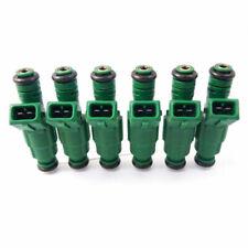 42lb OEM BOSCH Fuel Injector for  Buick Ford GMC NEW 440cc 42lb/hr V6  Set(6)