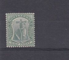 Mint Hinged Postage Montserratian Stamps