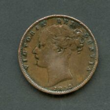 GREAT BRITAIN 1853 FARTHING  YOU DO THE GRADING HAVE FUN BIDDING