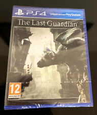 The Last Guardian PS4 - Neuf sous blister