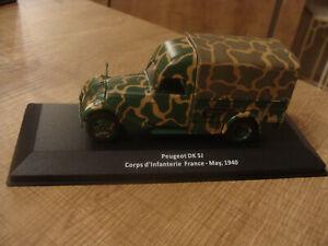 voiture miniature militaire neuf en boite au 1/43