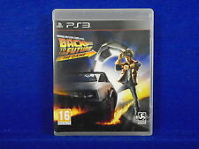 ps3 BACK TO THE FUTURE The Game New Adventure With Doc & Marty PAL REGION FREE