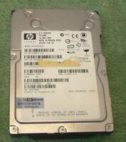 HP 73GB U320 15K SCSI HDD  80 Pin 3.5inch Hard Drive (Maxtor Atlas 15k II )