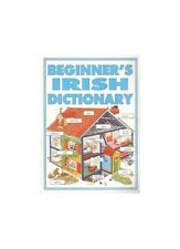 Beginner's Irish Dictionary by Shackell, John Paperback Book The Cheap Fast Free