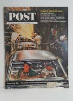 Saturday Evening Post Sep 19 1964 Britain's Great Train Robbery