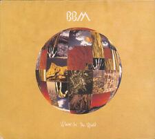 BBM (Jack Bruce, Ginger Baker, Gary Moore) Where... RARE import CD single '94