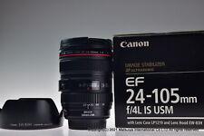 * Near MINT * Canon EF 24-105mm f/4 L MACRO IS USM