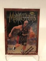 1997 Topps Finest 'Mainstays' Charles Barkley W/ Protective Coating