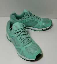 La Gear Honey Comb Green White Athletic shoes Women's 9.5